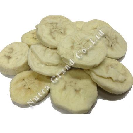 กล้วย ฟรีซดราย FD01