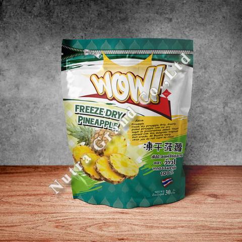 สับปะรดฟรีซดราย 30g OEM 027